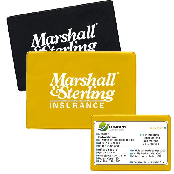 insurance card holder standard - Insurance Card Holder